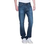 Straigh-Cut Jeans