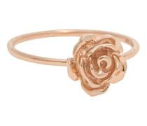 14 Karat Roségold-Ring  // Rose Rosegold