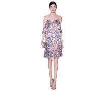 Off-Shoulder-Kleid aus Seiden-Mix  // Beverley Brick