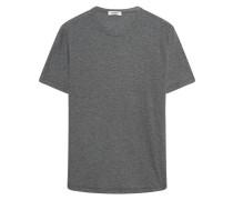 Baumwolll-Kaschmir-Mix T-Shirt