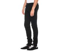 Schlichte Slim-Fit Jeans