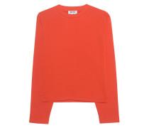 Baumwoll-Sweatshirt  // Lithea Orange