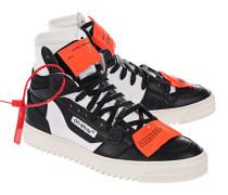 High-Top Sneaker  // Low 3.0 Black White