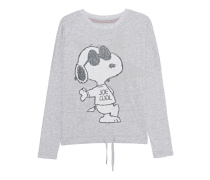 Snoopy Cool Light Grey
