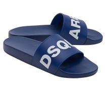 Flip Flop Blu Bianco