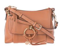 Leder-Crossbody Bag