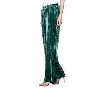 Schicke Samthose  // Velvet Emerald