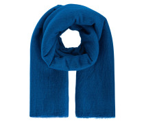 Kaschmir-Mix-Schal  // Lulu Royal Blue