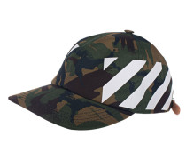 Camouflage Cap  // Stripe Camouflage