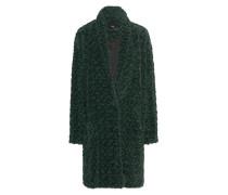 Fake-Fur Mantel  // Fake Fur Malachite