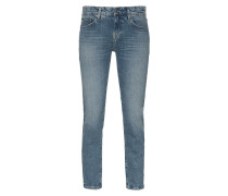 Slim Boyfriend-Jeans