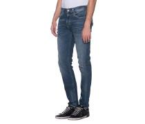 Slim-Fit Jeans im Destroyed-Look