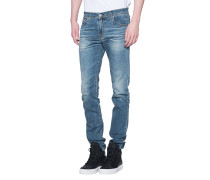 Slim-Fit Jeans  // Stockton Blue