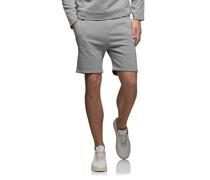 Baumwoll-Bermuda-Shorts