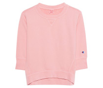 Baumwoll-Sweatshirt  // Short Plain Rose