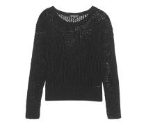 Holes Knit Black