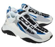 Chunky Leder-Sneaker