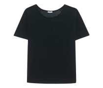 Lyocell-T-Shirt  // Phila Oil Green