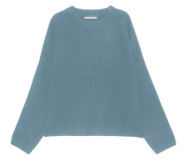 Cropped Kaschmirpullover