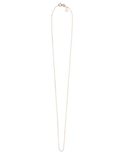 14 Karat Roségold-Kette