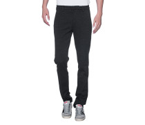 Bundfaltenhose aus Viskose-Mix  // Gaubert Anthracite