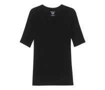 Weiches Stretch-T-Shirt  // Soft Touch Sleeve Noir
