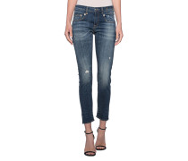 Skinny Jeans  // Boy Skinny Core Blue