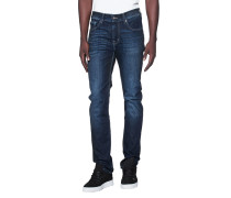 Jeans im Washed-Out-Look  // The Slimmy NY Dark Blue