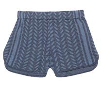 Gemusterte Shorts  // Joan Neo Shiny Night