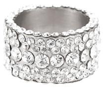 Versilberter Fingerkuppen-Ring