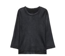 Beschichtetes Sweatshirt  // Beal Black