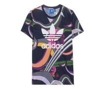 Gemustertes T-Shirt  // Pansy Flower AOP Multi