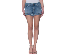 Ausgefranste Denim-Shorts  // Sachi Bleach Wrecked