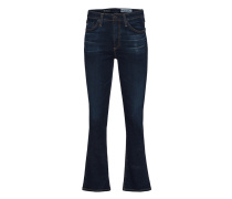Kick Flare Jeans  // The Jodi Crop High-Rise 2 Years