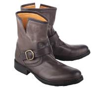 Boots aus Glattleder  // Eternity Eli Cusna Elmo Brown