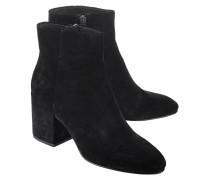 Cleane Ankle Boots  // Eden Suede Black