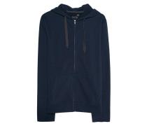 Lässiger Zipper-Hoodie  // Zip Classic Deep Blue