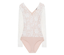 Lace Bodysuit Natural