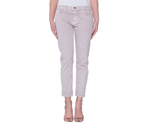 Straight-Leg Jeans im Slouchy-Fit  // The Fling Lilac