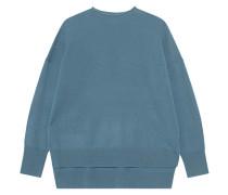 Lockerer Kaschmir-Pullover