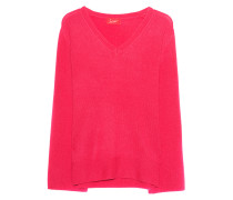 Kaschmir-Pullover  // V Neck Cashmere Pink