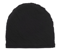 Open Seam Hat Black
