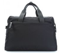 Urban Nylon 14'' Aktentasche mit Laptopfach schwarz