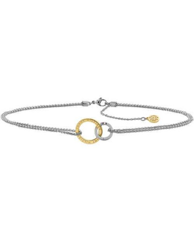Casual Core Halskette gold/silber