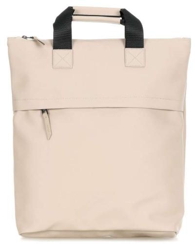 Rucksack-Tasche 15″ beige