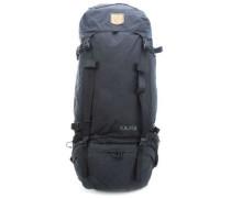Kajka 75W Trekkingrucksack schwarz