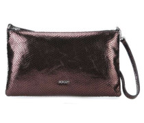 Indira Zelia Clutch bordeaux