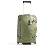 Chasm Rollenreisetasche grün 55
