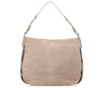 Double Pipe DPHoboL Beuteltasche taupe