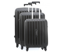 Uptown SET Trolley-Set schwarz